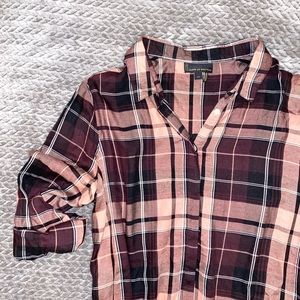 Oversized Flannel